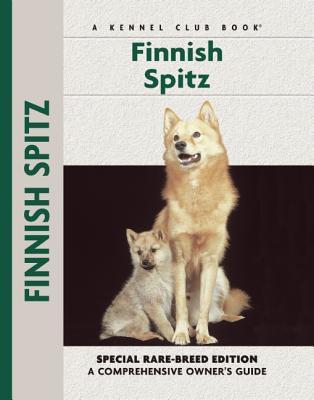 Finnish Spitz (Kennel Club Dog Breed Series) book written by Juliette Cunliffe