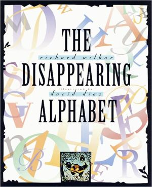 The Disappearing Alphabet book written by Richard Wilbur