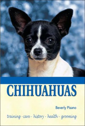 Chihuahuas book written by Beverly Pisano