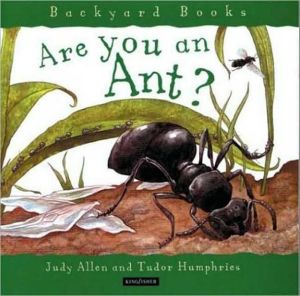 Are You an Ant? book written by Judy Allen