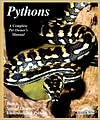 Pythons book written by R. Pinney, Patricia P. Bartlett, Ernie Wagner