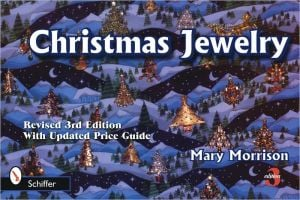 Christmas Jewelry book written by Mary Morrison