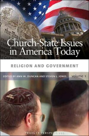 Church-State Issues in America Today book written by Ann W. Duncan
