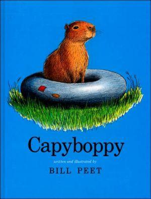 Capyboppy book written by Bill Peet