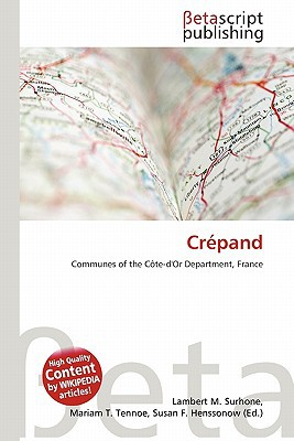Cr Pand written by Lambert M. Surhone