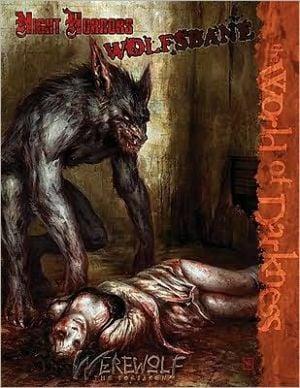 Night Horrors Wolfsbane book written by Ethan Skemp