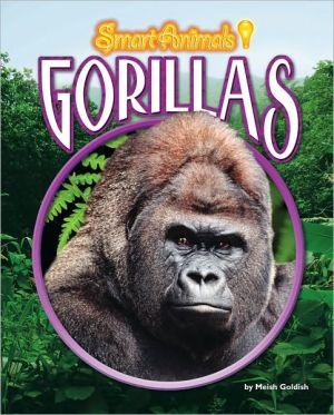 Gorillas book written by Meish Goldish