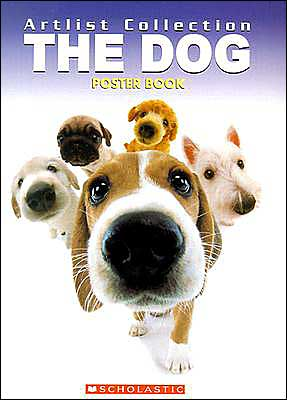 Dog book written by Scholastic, Inc.