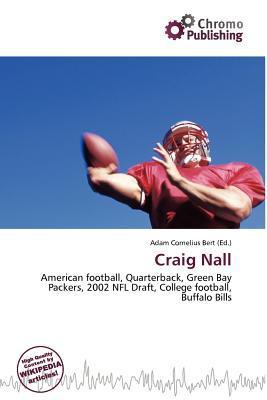 Craig Nall written by Adam Cornelius Bert