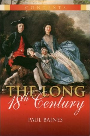 The Long 18th Century book written by Paul Baines