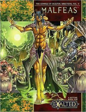 Exalted Malfeas book written by Exalted