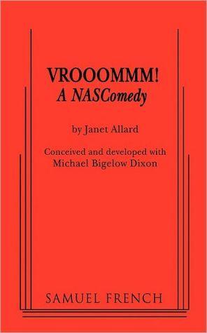 Vrooommm! A Nascomedy book written by Janet Allard