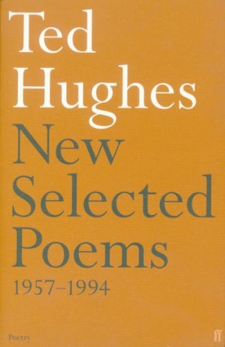 New selected poems 1957-1994 written by