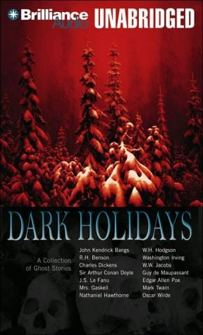 Dark Holidays: A Collection of Ghost Stories book written by Various