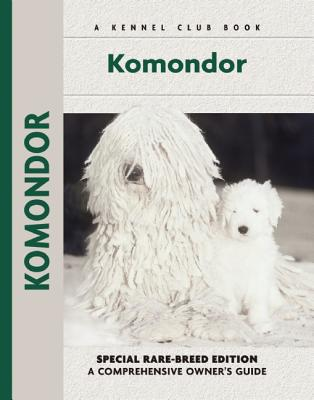 Komondor book written by Joy C. Levy