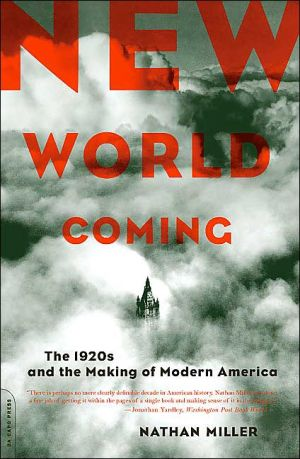 New World Coming book written by Nathan Miller