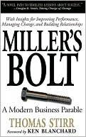 Miller's Bolt: A Modern Business Parable book written by Thomas Stirr