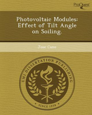 Photovoltaic Modules written by Jose Cano