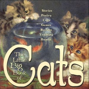 The Little Big Book of Cats book written by Lena Tabori