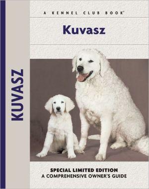 Kuvasz book written by Nikki Moustaki