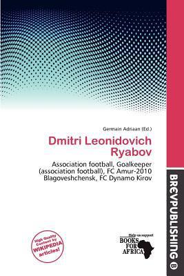 Dmitri Leonidovich Ryabov written by Germain Adriaan