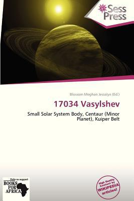 17034 Vasylshev written by