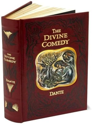 The Divine Comedy (Barnes & Noble Leatherbound Classics) book written by Dante