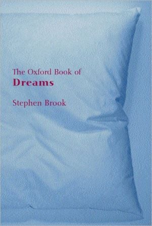 Oxford Book of Dreams book written by Stephen Brook