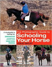 Photographic Guide to Schooling Your Horse book written by Lesley Bayley