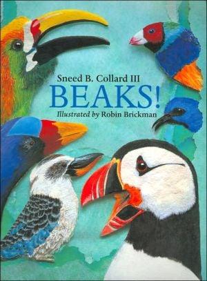 Beaks! book written by Sneed B. Collard
