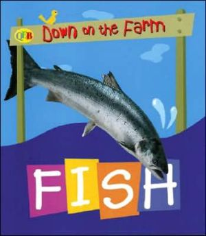 Fish book written by Sally Morgan