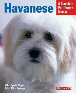Havanese book written by Nikki Riggsbee