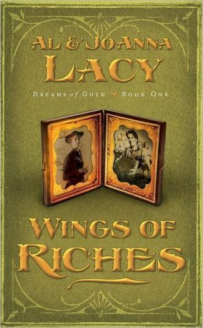 Wings of Riches book written by Joanna Lacy