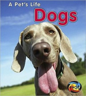 Dogs book written by Anita Ganeri