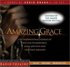 Amazing Grace: The Inspirational Stories of William Wilberforce, John Newton, and Olaudah Equiano book written by Dave Arnold