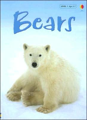 Bears Level 1: Internet Referenced book written by Emma Helbrough