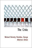The Critic book written by Richard Brinsley Sheridan