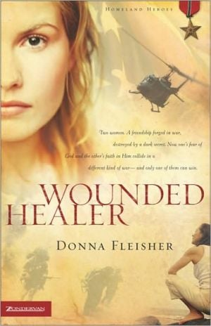 Wounded Healer book written by Donna Fleisher