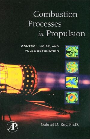 Chemical Propulsion Systems book written by Gabriel Roy