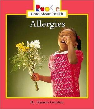 Allergies book written by Sharon Gordon