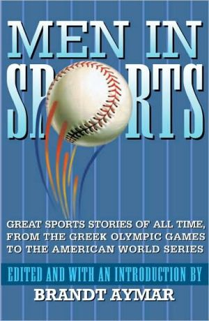 Men in Sports book written by Brandt Aymar