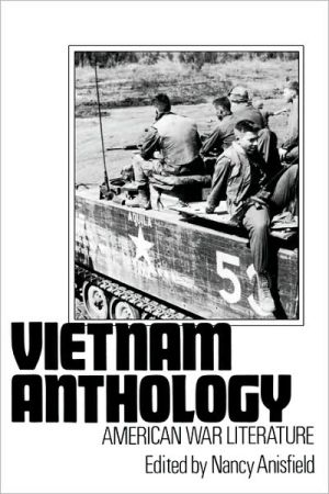 Vietnam Anthology written by Nancy Anisfield