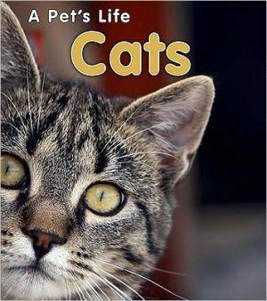 Cats book written by Anita Ganeri