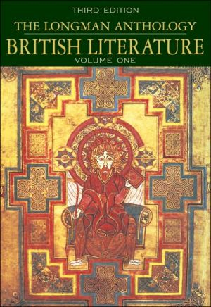 The Longman anthology of British literature book written by David Damrosch