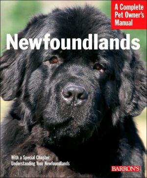 Newfoundlands: Everything about Purchase, Care, Nutrition, Behavior, and Training book written by Joanna Kosloff