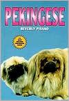 Pekingese book written by Beverly Pisano