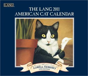 2011 American Cat Wall book written by Lang Holdings Inc.
