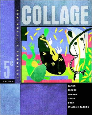 Collage: Lectures Litteraires book written by Lucia F. Baker