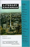 Literary Savannah book written by Patrick Allen