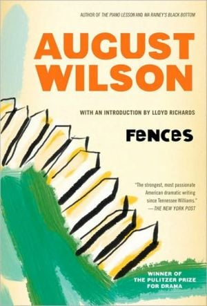 Fences: A Play book written by August Wilson